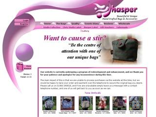 Jhasper - Beautiful & unique hand crafted bags and accessories.