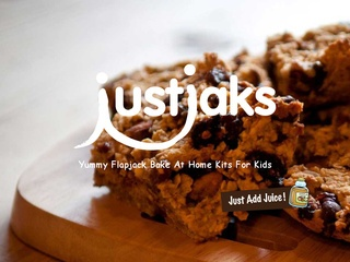 Just Jaks Flapjack Baking Mixes