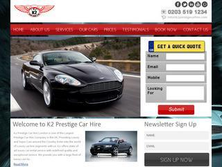K2 Prestige Car Hire