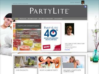 Katrina's Candles - Partylite