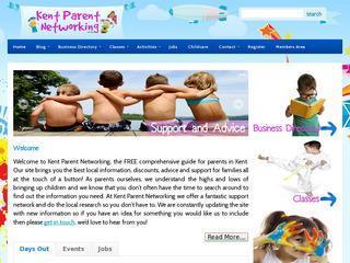 Kent Parent Networking