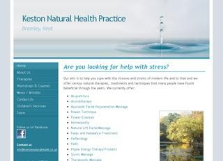 Keston Natural Health Practice