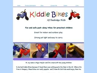 Kiddie Bikes