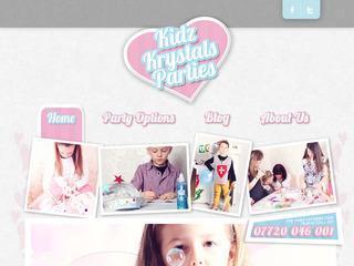 Kidz Krystals Parties