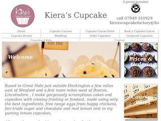 Kiera's Cupcake factory