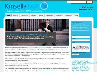 KinsellaTax UK Ltd - Tax Investigations
