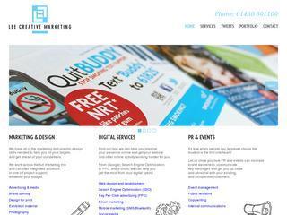 Lee Creative Marketing + Website Design Agency