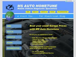 MS Auto Hometune
