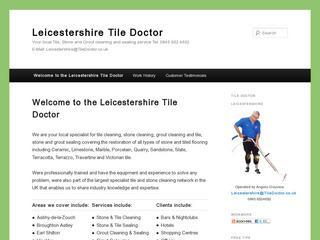 Leicestershire Tile Doctor