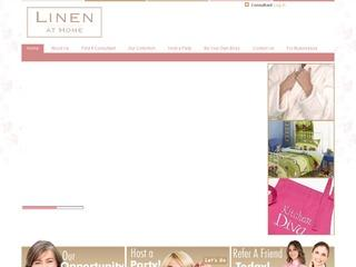 Linen at Home with Elaine