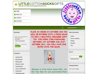 Little Cotton Socks Gifts