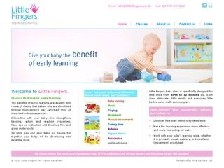 Little Fingers baby classes