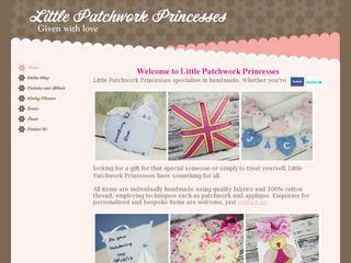 Little Patchwork Princesses