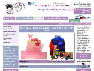 Littletreasurespartybags