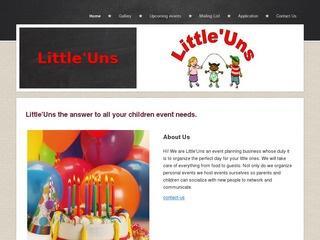 Childrens Event planner
