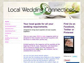 Local Wedding Connections Magazine