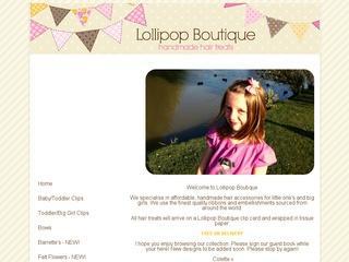 Lollipop Boutique