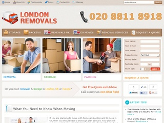 LondonRemovals.net