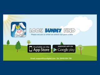 Look Bunny Find
