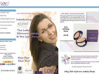 Lov Skincare and Cosmetics