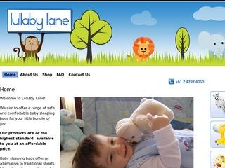 Lullaby Lane - Baby Sleeping Bags