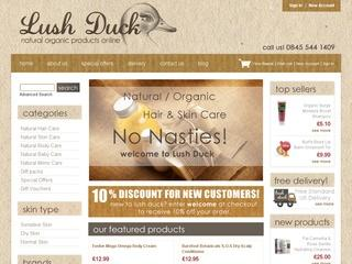 Lush Duck - Natural Hair & Beauty Products