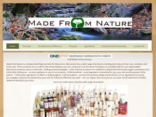 Made From Nature