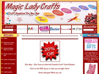 Magic Lady Crafts