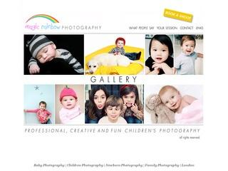 Baby and Children Photography London