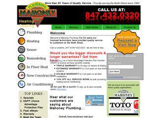 Mahoney Plumbing Inc. - Heating & Conditioning
