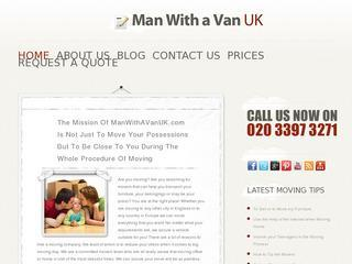 Man With a Van UK