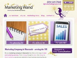 Marketing Wand Ltd