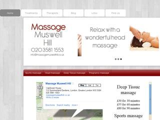 North London Pregnancy massage