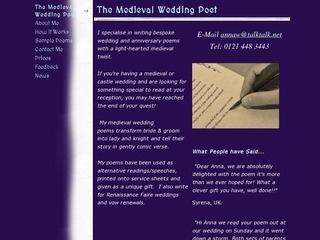 The Medieval Wedding Poet