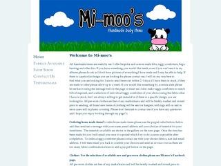 Mi-moo's Handmade Baby Items