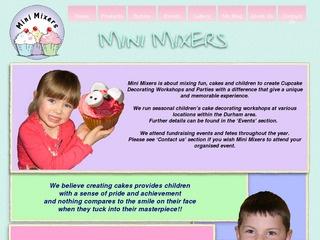 Mini Mixers