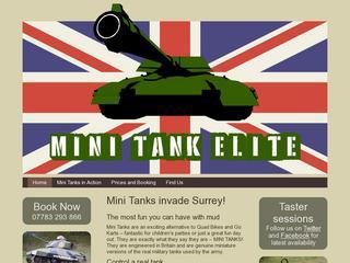 Mini Tank Elite