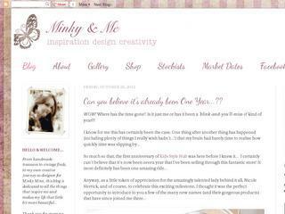 Minky Minx Design Studio