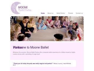 Moone Ballet Parties