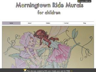 Morningtown Ride Murals