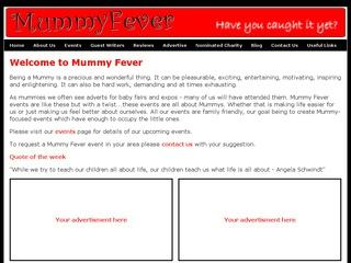 Mummy Fever