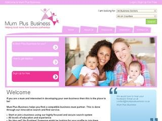 Mum Plus Business