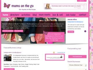 Mums on the Go