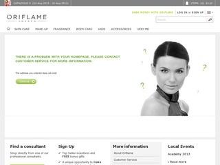 Oriflame Swedish Cosmetics