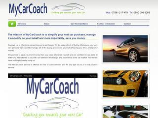 MyCarCoach Car Finders
