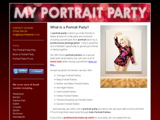 Portrait Parties