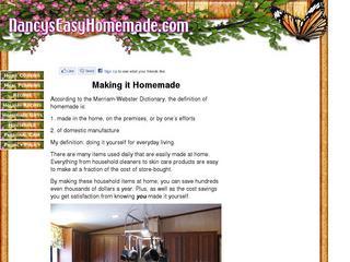 Nancy's Easy Homemade