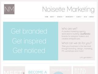Noisette Marketing