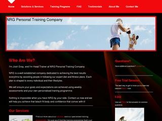 NRG Personal Training Company