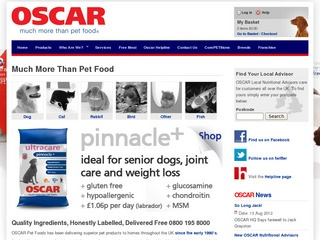 Oscar Pet Food